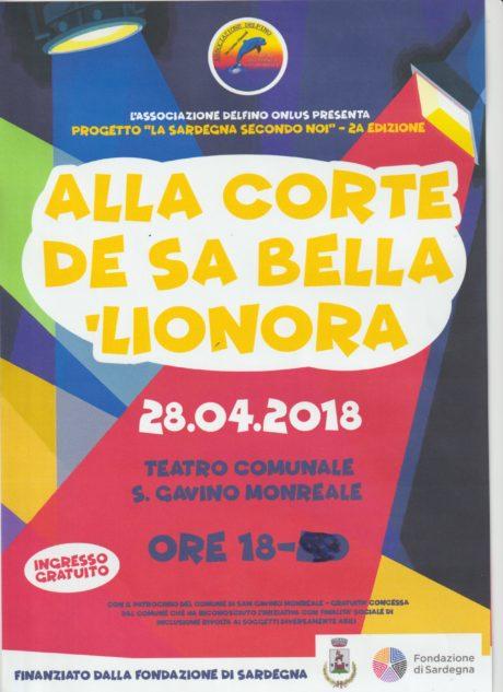 """""""Alla Corte de sa bella 'Lionora"""""""