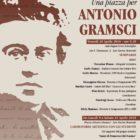 Locandina iniziativa - Una piazza per Antonio Gramsci - aprile 2018