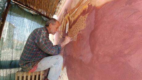 Murales: quattro chiacchiere con Sergio Putzu