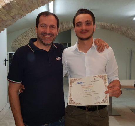 Diego Cotza e Fabio Angei