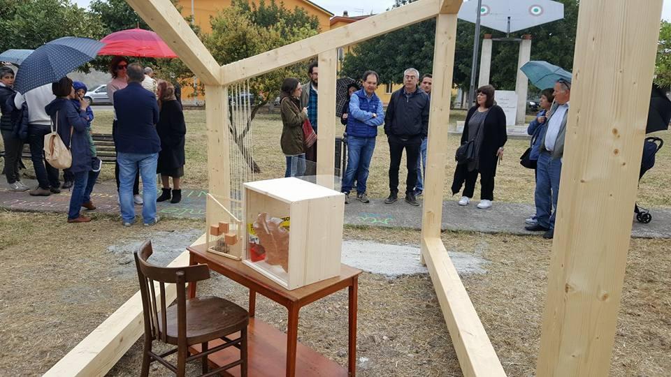 San Gavino Monreale, inaugurazione della piazza dedicata ad Antonio Gramsci