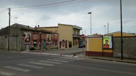 Nuovo senso unico in via Eleonora d'Arborea