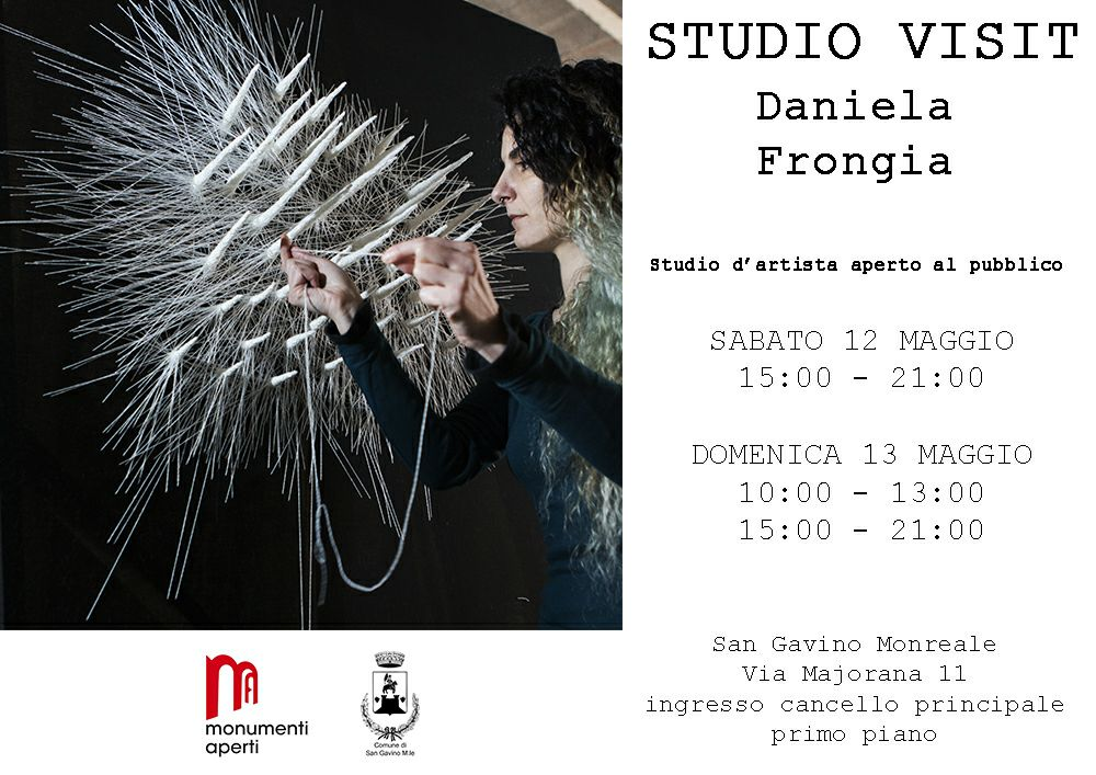 Studio VISIT - Daniela Frongia