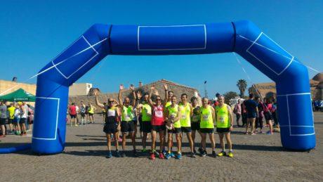 """""""Corsa dei Giganti"""", le imprese del Gruppo Master Atletica della Pro Loco di San Gavino Monreale"""