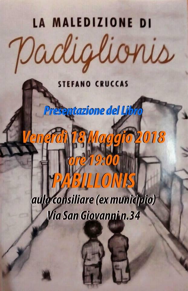 """Presentazione del libro """"La maledizione di Padiglionis"""""""