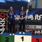 Eleonora Cancedda è campionessa italiana di Taekwondo