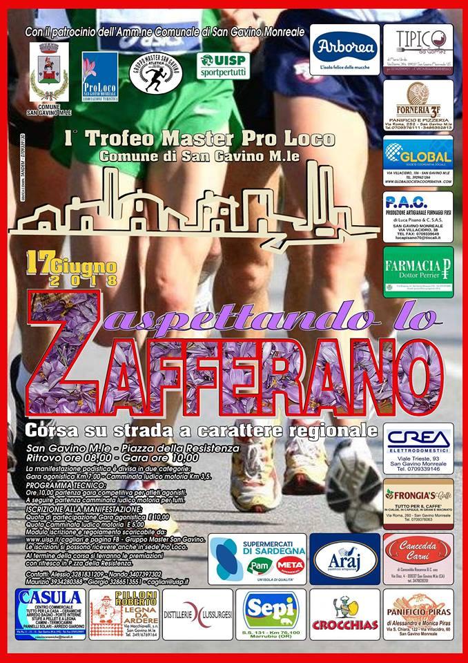 Aspettando lo Zafferano 2018