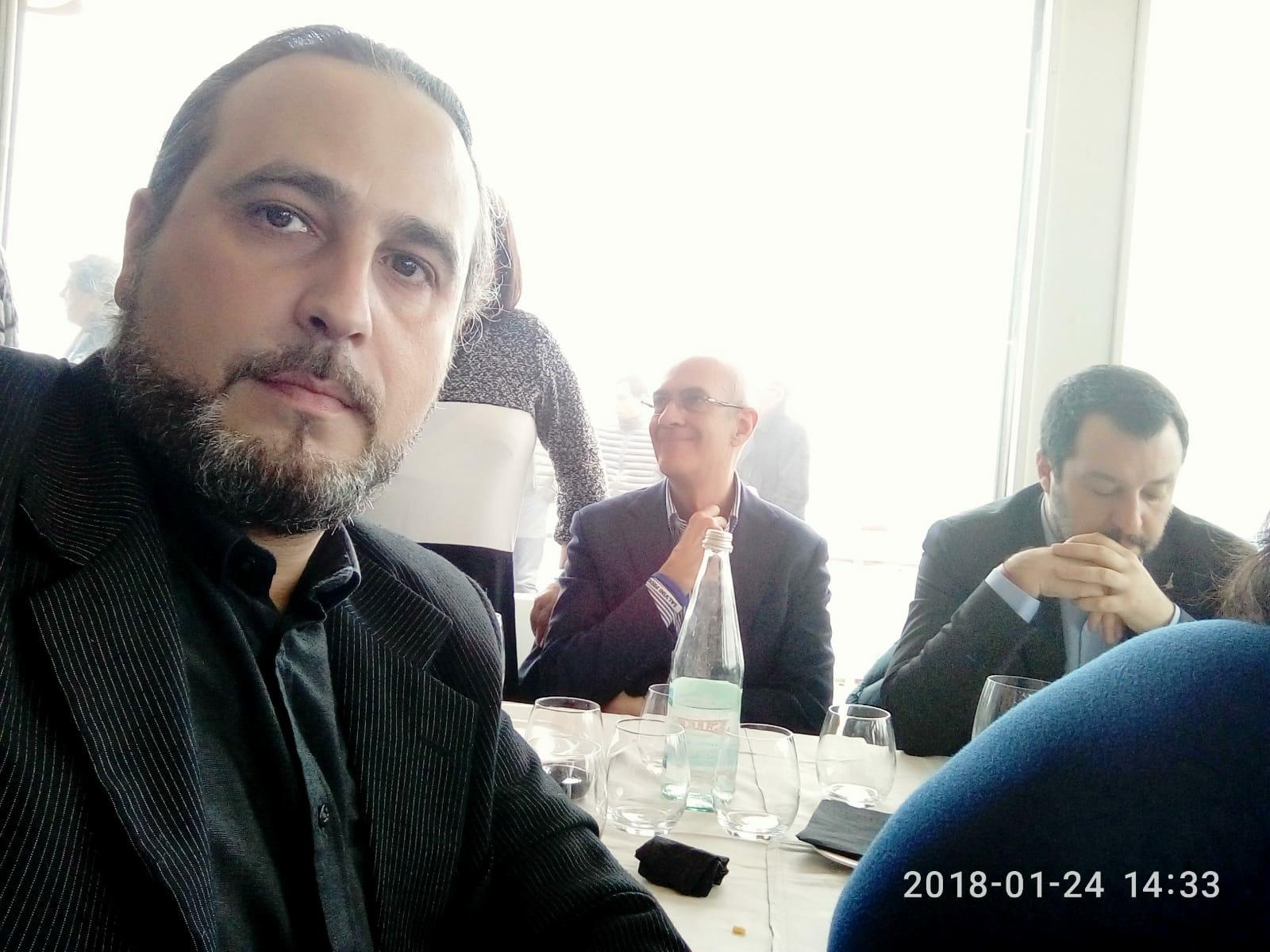 Intervista a Valentino Meloni, un leghista a San Gavino Monreale