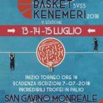 Street Basket Kenemèri VI Edizione