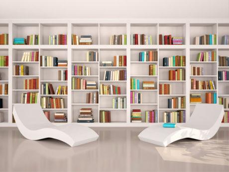 Librerie da terra, di design e da muro: guida alla scelta