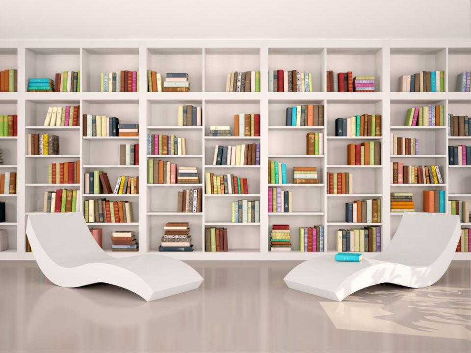 Librerie da terra, di design e da muro: guida alla scelta ...