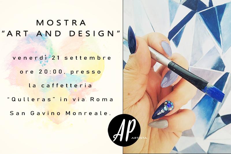"Mostra ""Art and Design"""