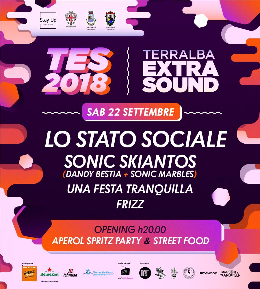 Terralba Extra Sound 2018