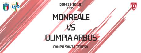 Monreale - Olimpia Arbus: 4-2