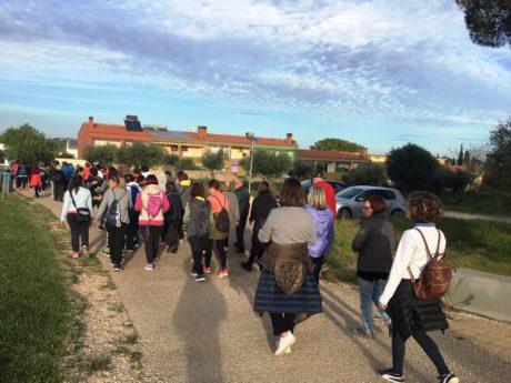 Camminare insieme per stare in salute, successo per il Gruppo di Cammino