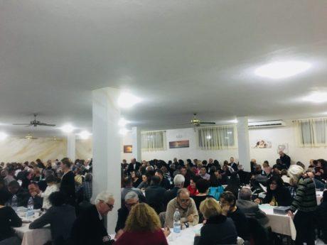 """300 persone alla """"Tombolata delle Ghiande"""""""