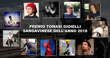 Premio Tomasi Gioielli Sangavinese dell'Anno 2018: un sondaggio per scegliere il candidato del pubblico