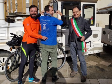 Il 377 Project fa tappa a San Gavino Monreale