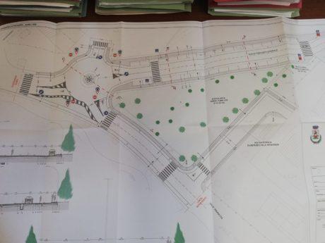 Rotatoria tra via Dante e viale Rinascita, approvato il progetto