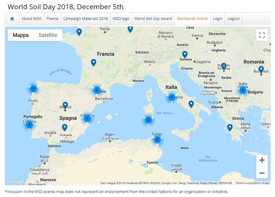 World Soil Day, appuntamento FAO a San Gavino Monreale