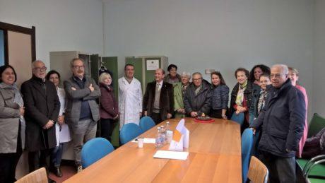 All'ospedale di San Gavino Monreale arriva il guardaroba solidale