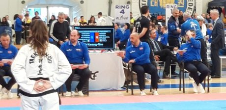 Eleonora Cancedda si conferma campionessa italiana di Taekwondo