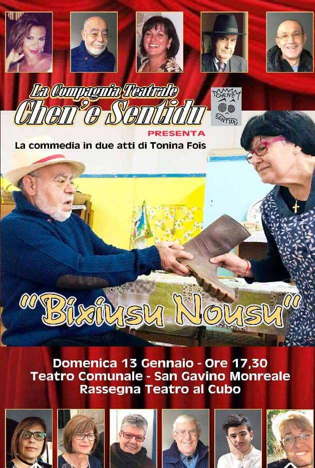 """Bixiusu Nousu"" torna al Teatro Comunale"
