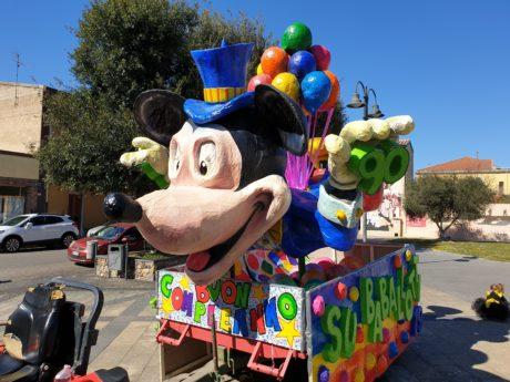 """""""Baballotti News"""": il Carnevale Sangavinese al via con la sfilata dei bambini"""