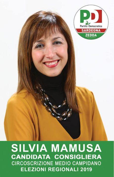 Intervista a Silvia Mamusa, candidata alle prossime Elezioni Regionali