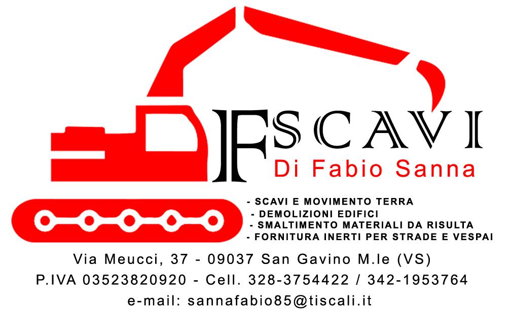 Fscavi di Fabio Sanna