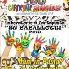 Baballotti 2019, i maestri della Cartapesta a lezione con i bambini