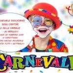 Carnevale Diocesano degli Oratori e delle Famiglie 2019