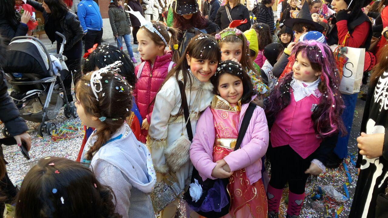 """""""Baballotti News"""": giovedì grasso, inizia il Carnevale Sangavinese all'insegna dei bambini"""