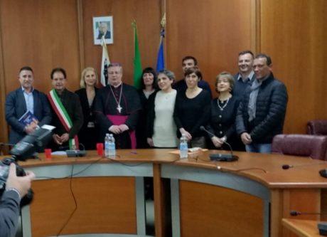 Speciale Consiglio Comunale aperto del 20 marzo 2019: civica benemerenza, cittadinanza onoraria e visita pastorale