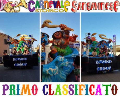 """""""Baballotti News"""": la Classifica del 35° Carnevale Storico Sangavinese"""