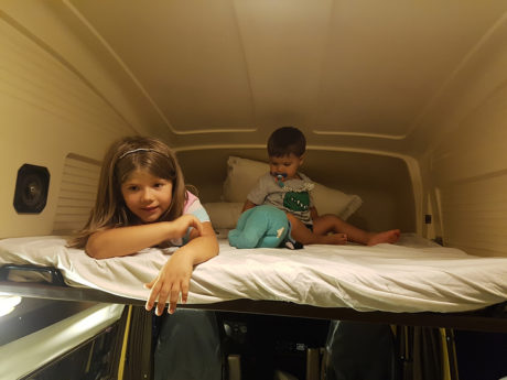 Viaggio in camper con i bambini: una vacanza comoda e divertente