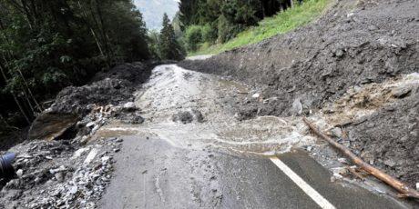 In Sardegna oltre 2.300 chilometri quadrati di territorio a rischio idrogeologico