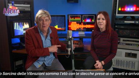 """Un'immagine esclusiva di """"RadioMolla"""