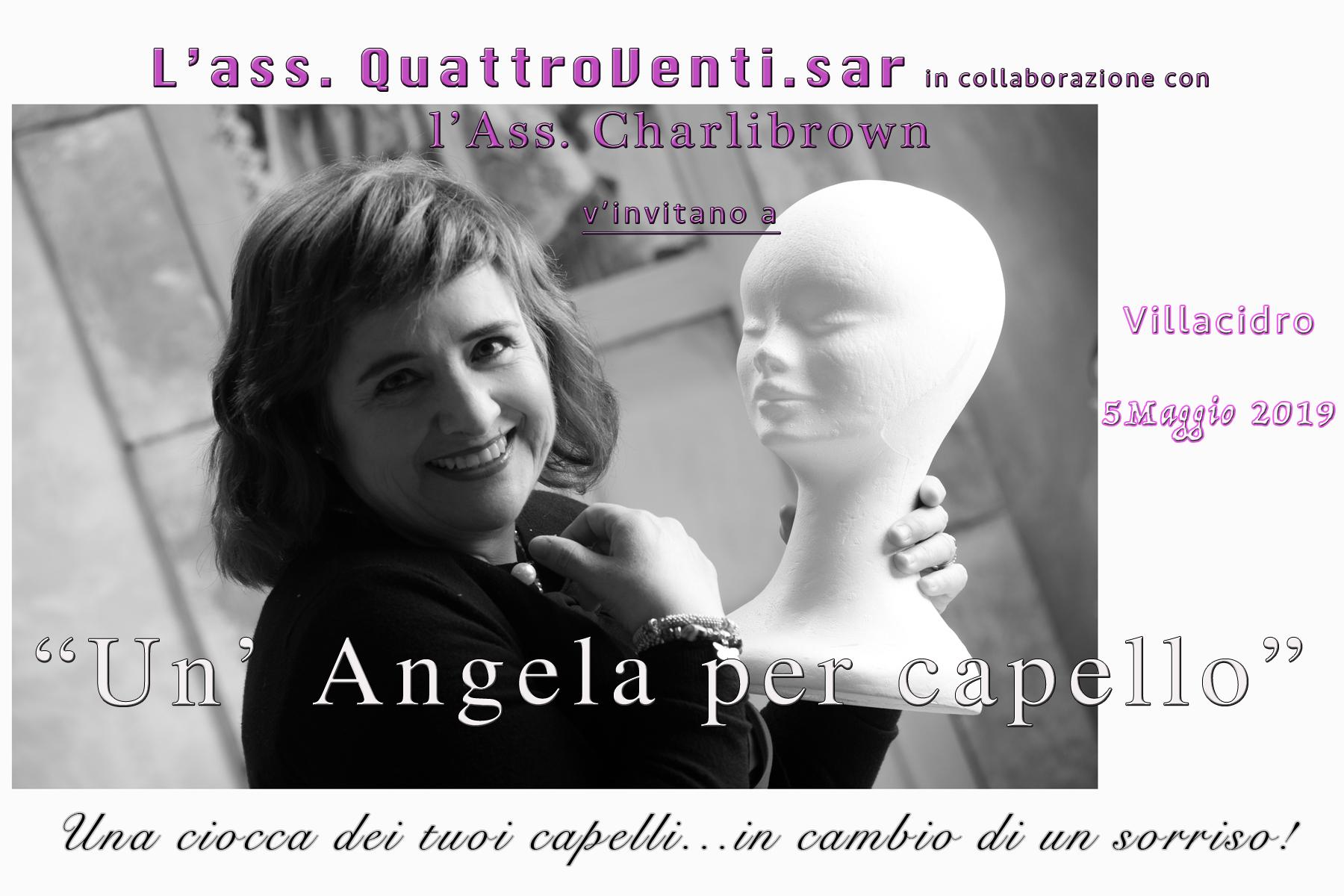 Un'Angela per capello