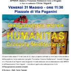 """Inaugurazione murale """"Humanitas: Crocevia Mediterraneo"""""""