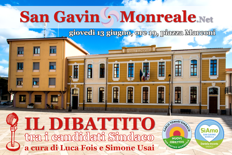 Il Dibattito tra i Candidati Sindaco di San Gavino Monreale