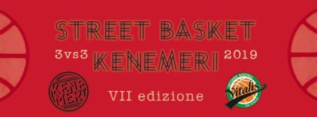 VII Edizione dello Street Basket Kenemèri