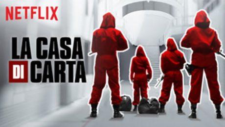 """San Gavino nella serie Netflix """"La Casa di Carta 3"""""""