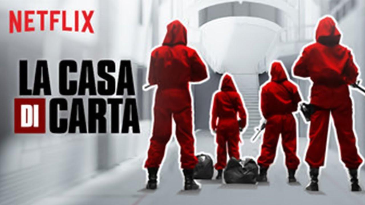 San Gavino nella serie Netflix