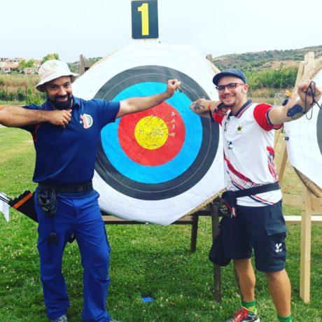Andrea Carlo del Castello si laurea Campione Regionale di Tiro con l'arco