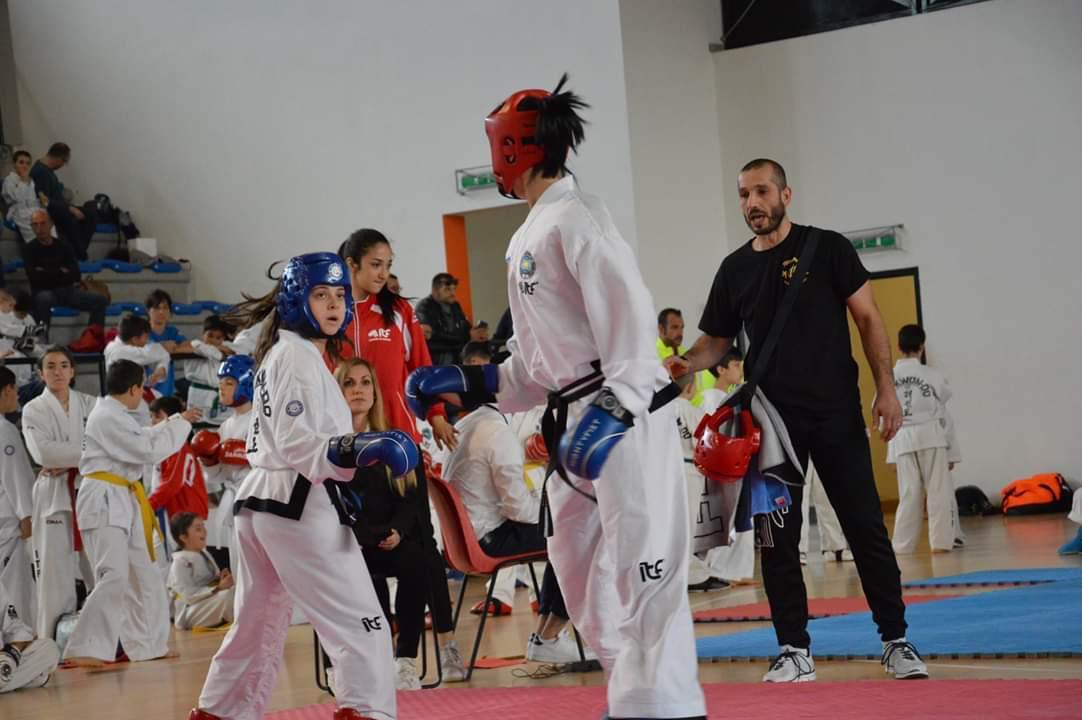 Eleonora Cancedda, una sangavinese agli Europei di Taekwondo