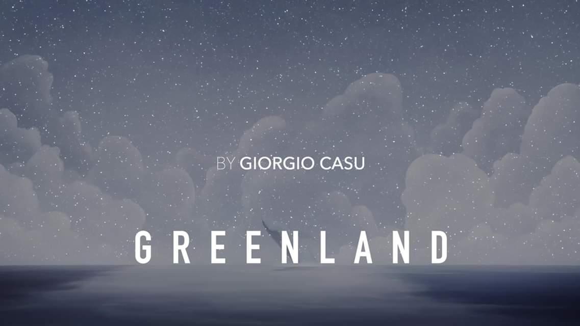 """Inaugurazione del nuovo Murale """"Greenland"""" di Giorgio Casu"""