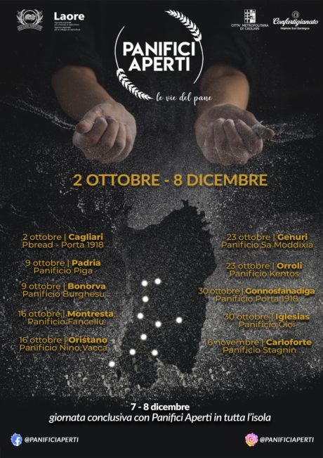 PANIFICI APERTI- 24 SETTEMBRE 2019