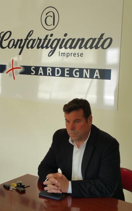 Giacomo Meloni - Presidente Confartigianato Edilizia Sardegna
