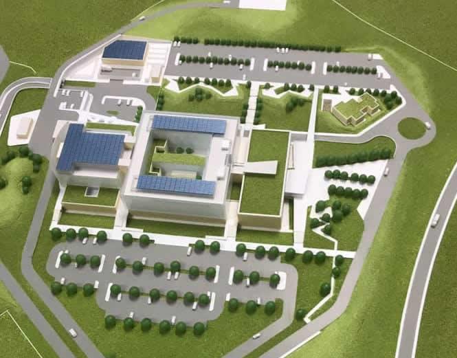 Progetto Nuovo Ospedale